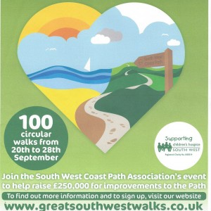 100 South West Coast Path Walks