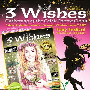3 Wishes Faery Fest