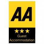 AA 3 Star Guest Accommodation square