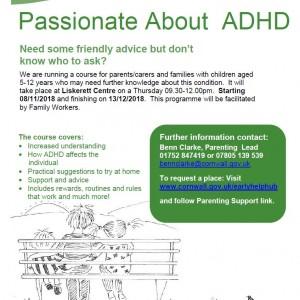 ADHD course
