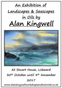 Alan Kingwell Exhibition