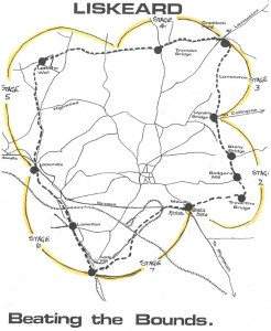 Beating the Bounds Route
