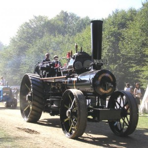Boconnoc Steam Fair