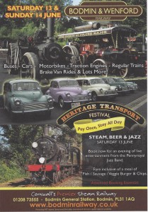 Bodmin & Wenford Heritage