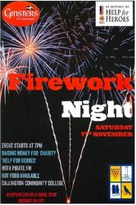 Callington Fireworks