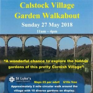 Calstock Garden Walkabout
