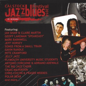 Calstock Jazz and Blues
