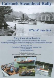 Calstock steamboat