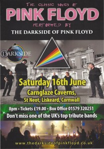 Carnglaze - Darkside Pink Floyd