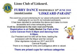 Carnival Furry Dance