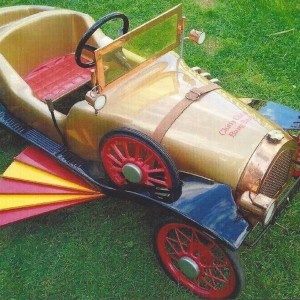 Chitty Car