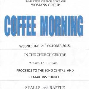 Church Coffee Morning