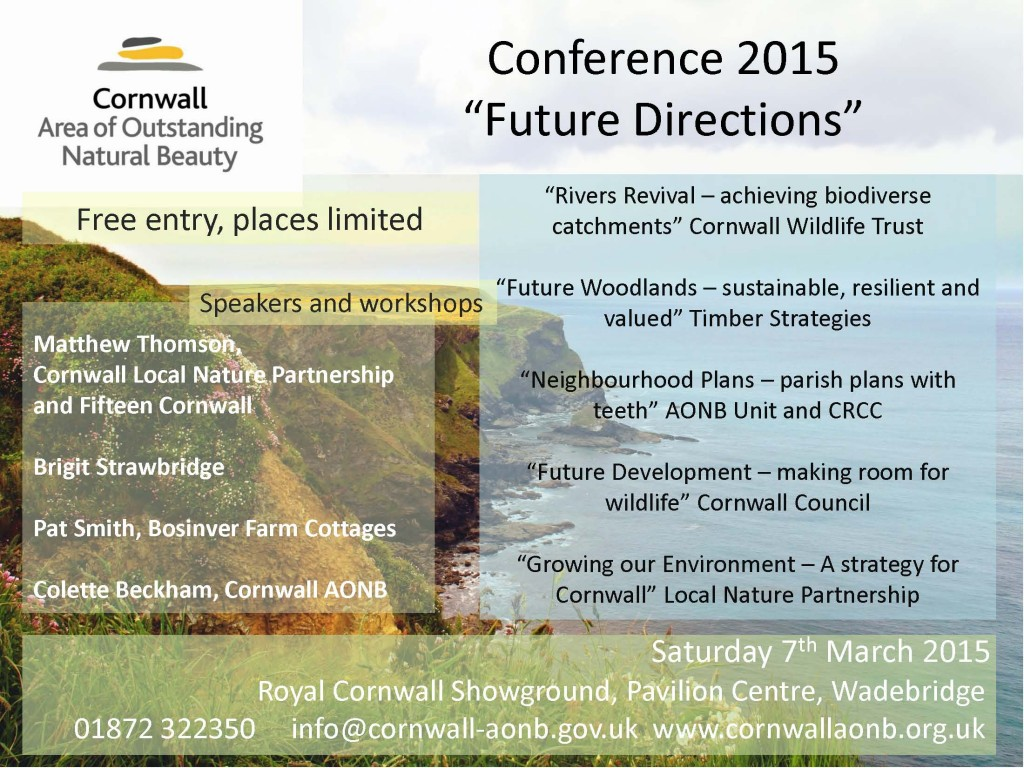 Conference 2015 poster