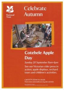 Cotehele Apple Day
