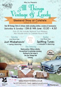 Cotehele Events - All things Vintage & Lovely