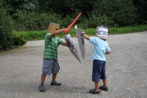 Cotehele Events - Medieval Summer Fun