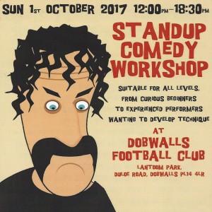 Dobfools Comedy Workshop