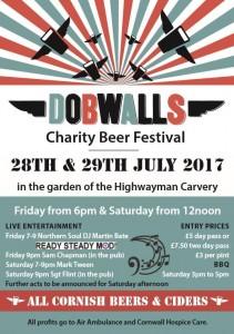 Dobwalls Beer Festival