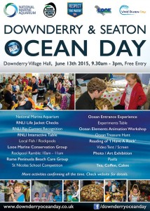 Downderry & Seaton Ocean Day