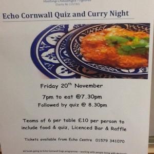 Echo Quiz Night