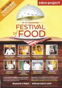 Eden Festival of Food