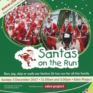 Eden Santas on the Run