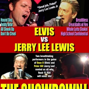 Elvis Jerry Lee Lewis