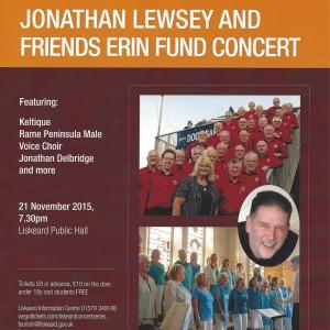 Erin Fund Concert
