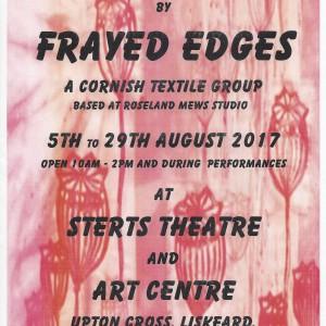 Frayed Edges Exhibition