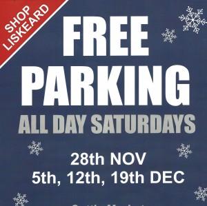 Free Parking in Liskeard