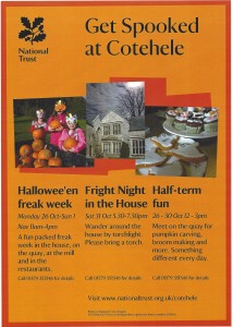 Get Spooked at Cotehele