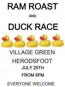 Herodsfoot Ram Race
