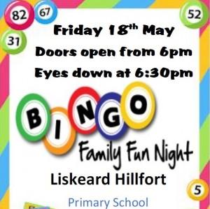 Hillfort Bingo