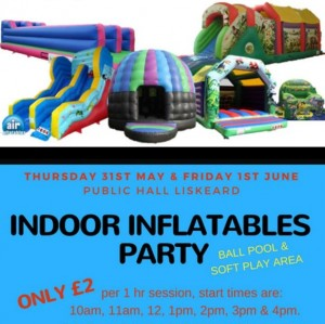 Inflatable Party