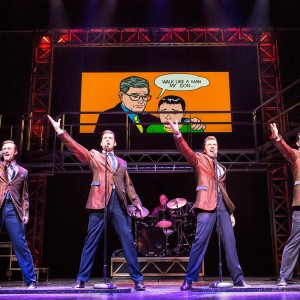 JerseyBoys theatre royal