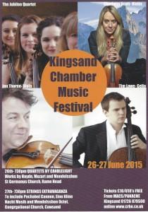 Kingsand Chamber Festival
