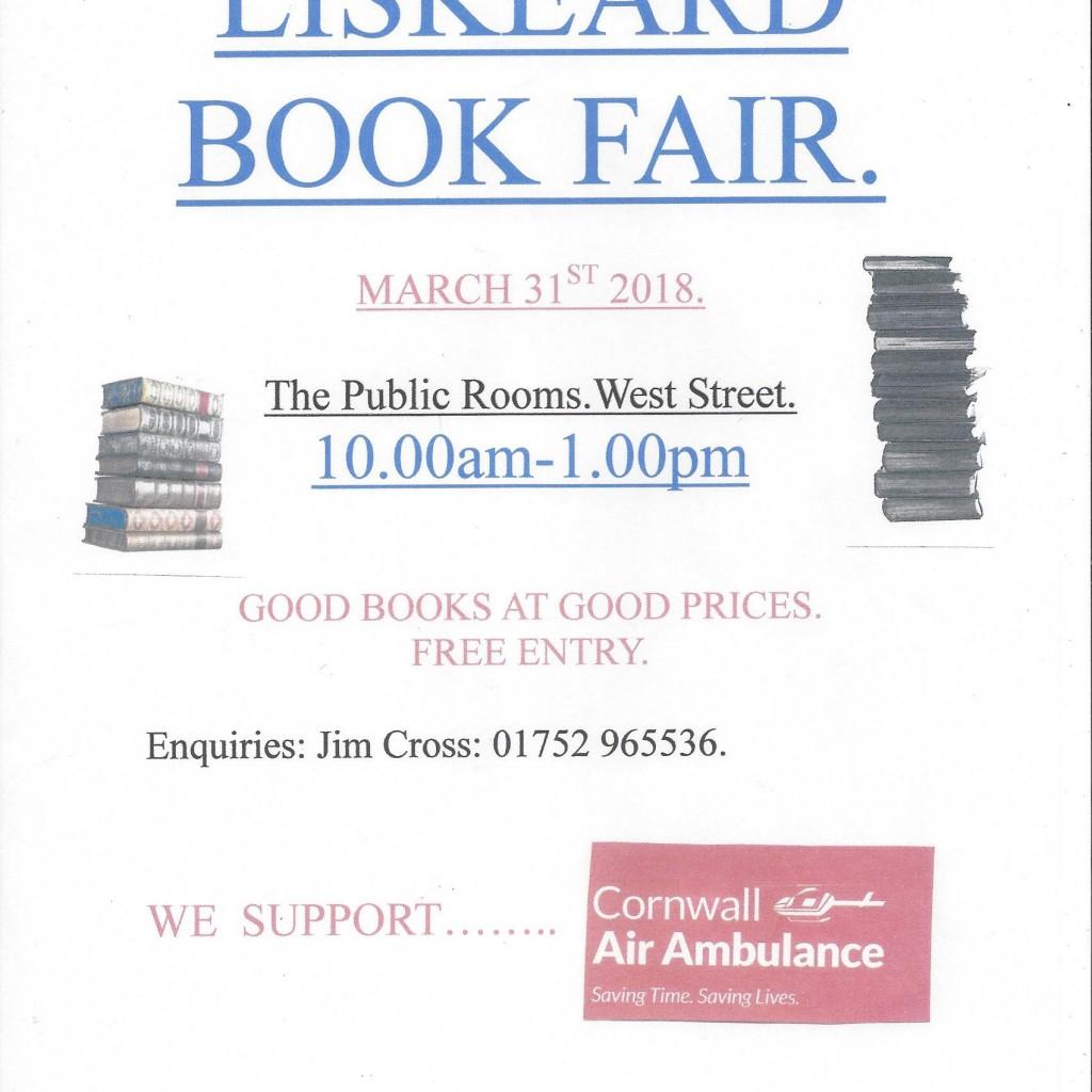 Liskeard Book Fair