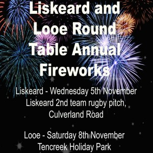 Liskeard & Looe Fireworks