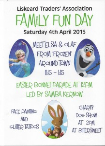 Liskeard Traders Easter Family Fun Day 2