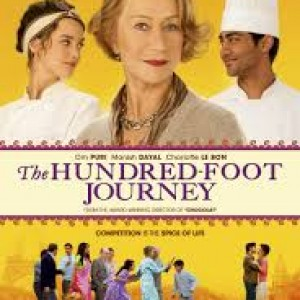 Liskerrett Community Cinema - The 100 Foot Journey