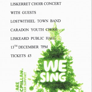 Liskerrett Concert