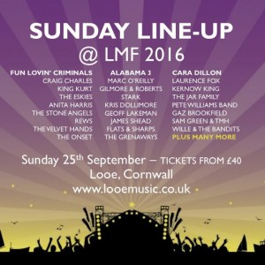 Looe Music Fest Sunday