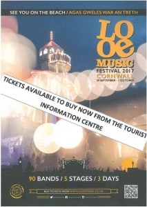 Looe Music Fest Tickets