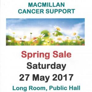 Macmillan Sale