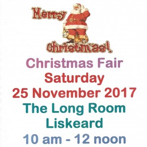 macmillan christmas fair london