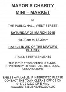 Mayor's Mini Market