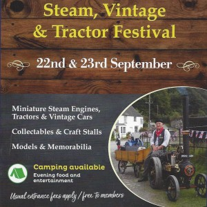 Morwellham Steam Festival