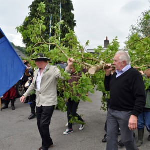 Oak Apple day
