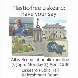 Plastic Free meeting