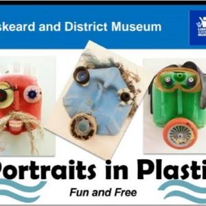 Portraits in plastic